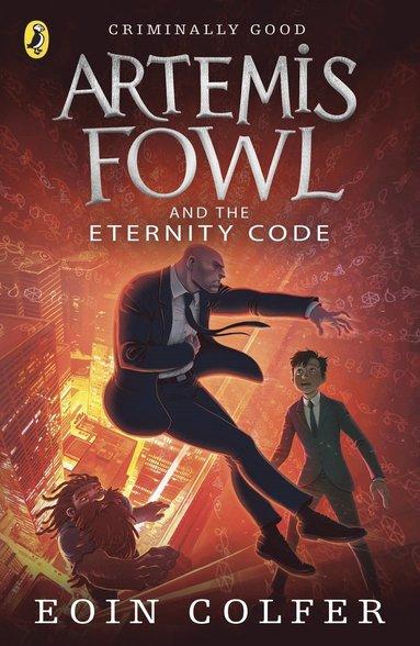 bokomslag Artemis Fowl and the Eternity Code