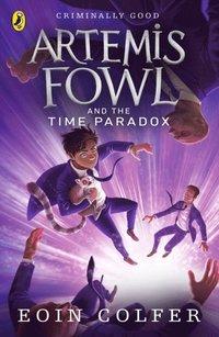 bokomslag Artemis Fowl and the Time Paradox
