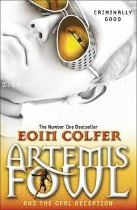 bokomslag Artemis Fowl and the Opal Deception