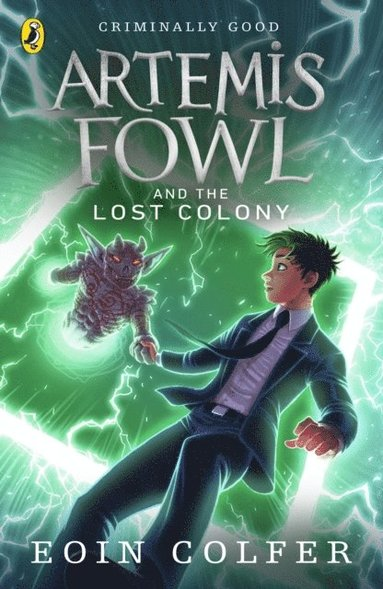 bokomslag Artemis Fowl and the Lost Colony