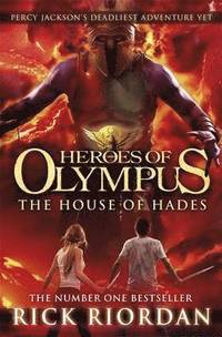 bokomslag The House of Hades