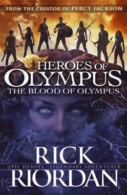 bokomslag The Blood of Olympus: Book 5: Heroes of Olympus