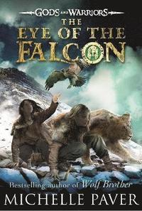 bokomslag The Eye of the Falcon (Gods and Warriors Book 3)