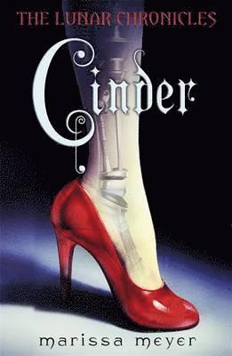 bokomslag Cinder