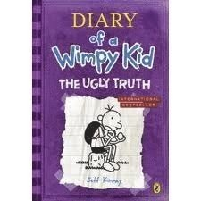 bokomslag The Ugly Truth: Diary of a Wimpy Kid 5