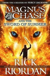 bokomslag Magnus Chase and the Sword of Summer