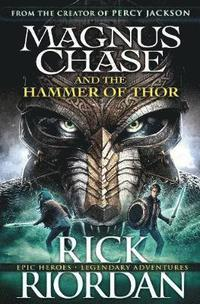 bokomslag Magnus chase and the hammer of thor (book 2)