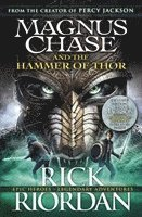 bokomslag Magnus Chase and the Hammer of Thor