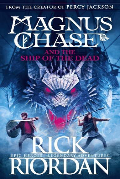 bokomslag Magnus Chase and the Ship of the Dead