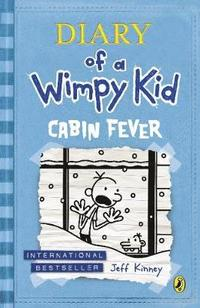 bokomslag Cabin Fever: Diary of a Wimpy Kid 6