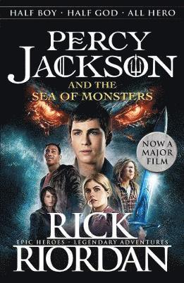 bokomslag Percy jackson and the sea of monsters (book 2)