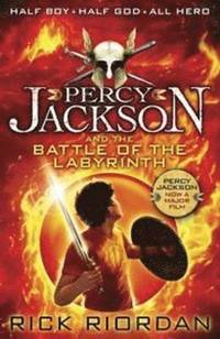 bokomslag Percy Jackson and the Battle of the Labyrinth