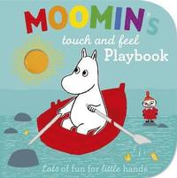 bokomslag Moomin's Touch and Feel Playbook