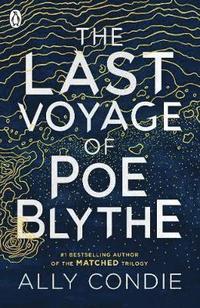 bokomslag Last Voyage of Poe Blythe