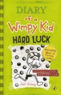 bokomslag Hard Luck: Diary of a Wimpy Kid 8