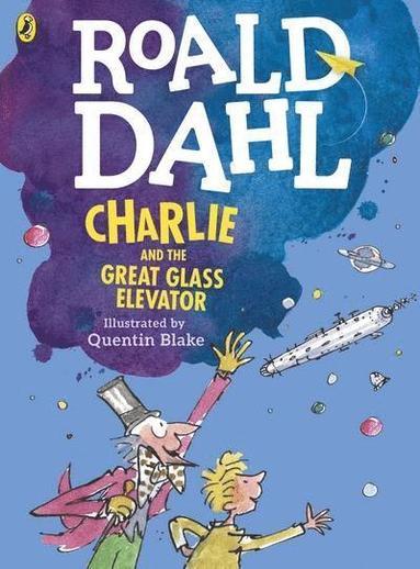 bokomslag Charlie and the Great Glass Elevator