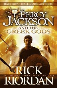 bokomslag Percy Jackson and the Greek Gods
