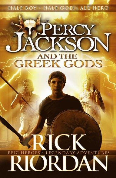 bokomslag Percy Jackson and the Greek Gods