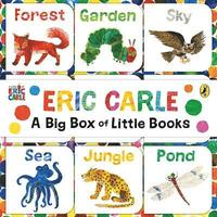 bokomslag The World of Eric Carle: Big Box of Little Books