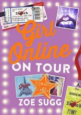 bokomslag Girl Online: On Tour