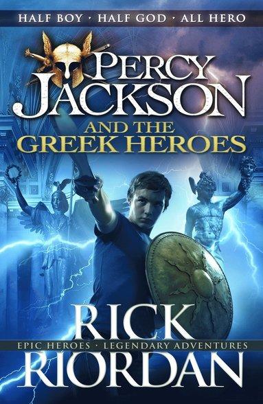 bokomslag Percy Jackson and the Greek Heroes