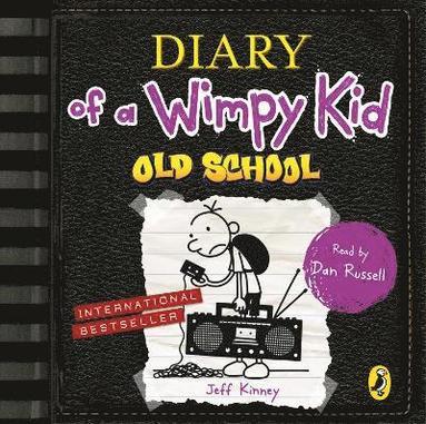 bokomslag Diary of a Wimpy Kid: Old School (Book 10)