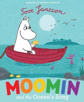 bokomslag Moomin and the oceans song