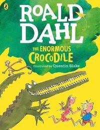 bokomslag The Enormous Crocodile (Colour Edition)