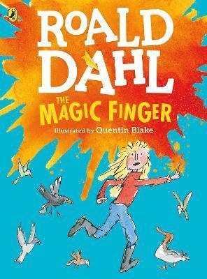 bokomslag The Magic Finger