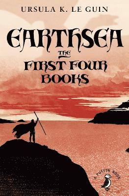 bokomslag Earthsea: the first four books