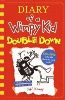 bokomslag Double Down : Diary of a Wimpy Kid 11
