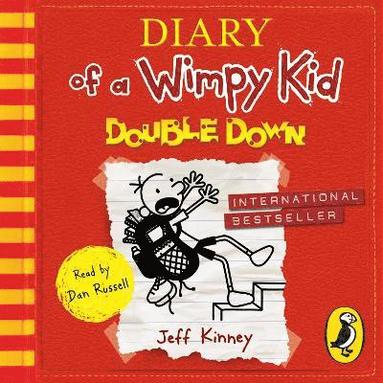 bokomslag Diary of a Wimpy Kid: Double Down (Book 11)