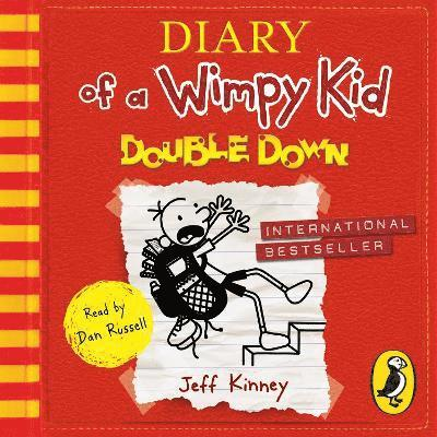 Diary of a Wimpy Kid: Double Down (Book 11) 1