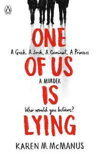 bokomslag One Of Us Is Lying