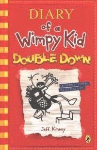 bokomslag Double Down: Diary of a Wimpy Kid 11