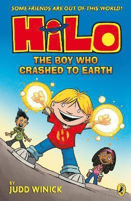 bokomslag Hilo: the boy who crashed to earth (hilo book 1)