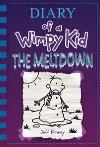bokomslag Diary Of A Wimpy Kid: The Meltdown (Book 13)