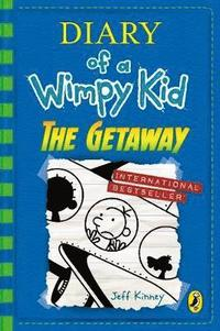 bokomslag The Getaway: Diary of a Wimpy Kid 12