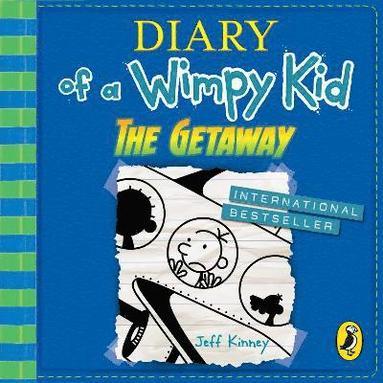 bokomslag Diary of a Wimpy Kid: The Getaway (Book 12)