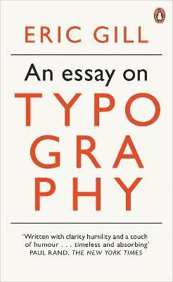 An Essay on Typography 1