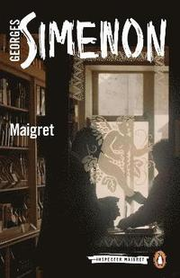 bokomslag Maigret