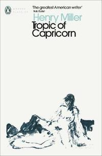 bokomslag Tropic of Capricorn