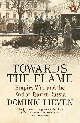 bokomslag Towards the flame - empire, war and the end of tsarist russia