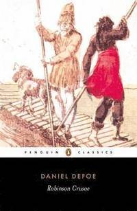 bokomslag Robinson Crusoe
