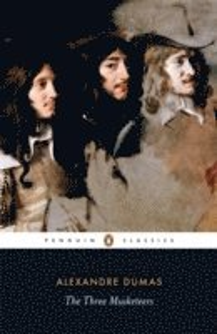bokomslag The Three Musketeers