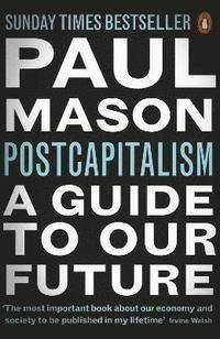 bokomslag PostCapitalism