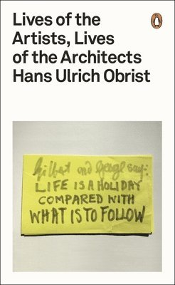Lives of the Artists, Lives of the Architects 1