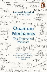 bokomslag Quantum Mechanics: The Theoretical Minimum