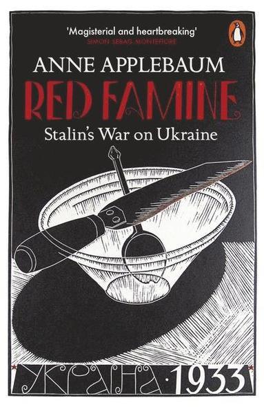 bokomslag Red Famine: Stalin's War on Ukraine