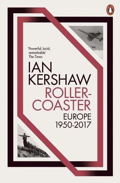 bokomslag Roller-Coaster: Europe, 1950-2017